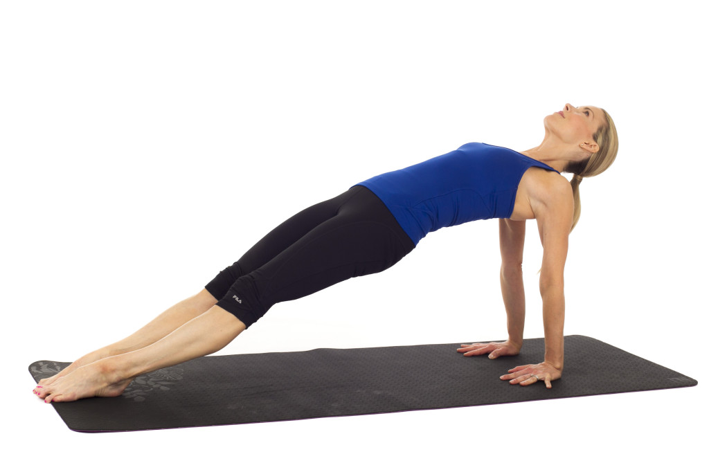 Incline Plank - Kristin McGee - Yoga